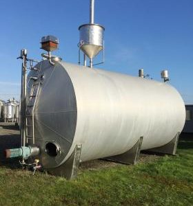 50,000 Litre, Other, Horizontal Base Tank