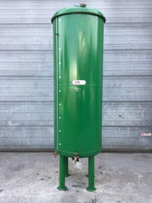 Uesd steel tank with epoxy coating 1600L