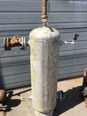 Used pressure tank 11 Bar 150L