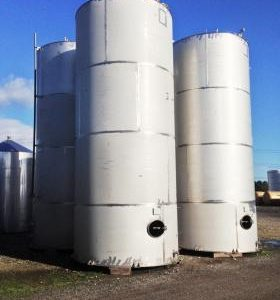 46,500 Litre, Other, Vertical Base Tank