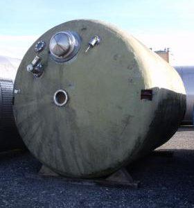 30,000 Litre, Mild Steel, Vertical Base Tank