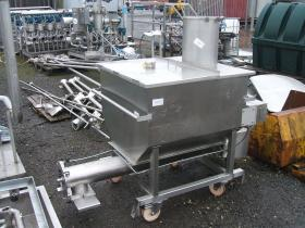 550 Litre, Stainless Steel, Other Base Tank