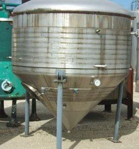 3,500 Litre, Mild Steel, Vertical Base Tank