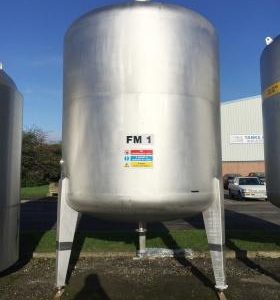 12,250 Litre, Other, Vertical Base Tank
