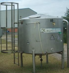 4,000 Litre, Other, Vertical Base Tank