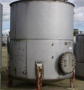 11,800 Litre, Mild Steel, Vertical Base Tank