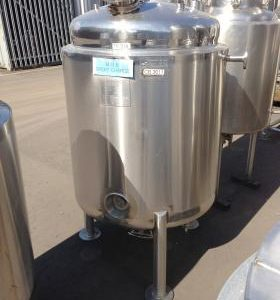 400 Litre, Stainless Steel, Other Base Tank