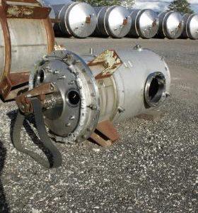 1,000 Litre, Mild Steel, Vertical Base Tank