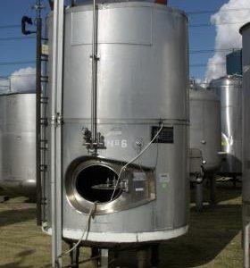 4,805 Litre, Mild Steel, Vertical Base Tank