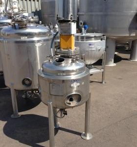50 Litre, Stainless Steel, Other Base Tank