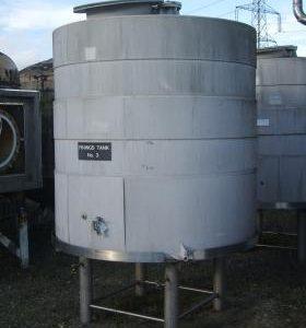 4,086 Litre, Plastic, Vertical Base Tank