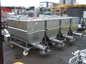 1,175 Litre, Stainless Steel, Other Base Tank