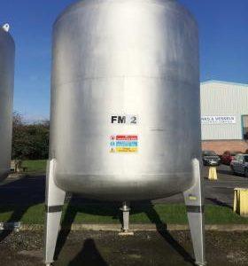 12,250 Litre, Other, Vertical Base Tank