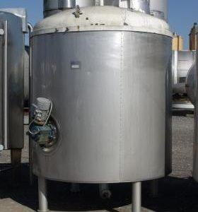 4,000 Litre, GRP, Vertical Base Tank