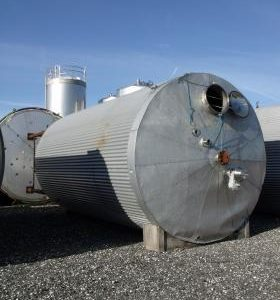58,500 Litre, Other, Vertical Base Tank
