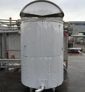 2,500 Litre, Other, Vertical Base Tank