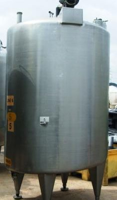 5,000 Litre, Other, Vertical Base Tank
