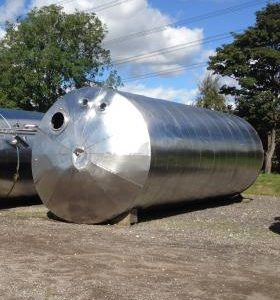 88,000 Litre, Other, Vertical Base Tank