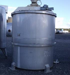 6,265 Litre, Other, Vertical Base Tank