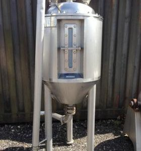 100 Litre, Stainless Steel, Other Base Tank