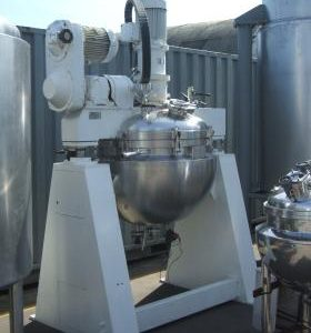 250 Litre, Stainless Steel, Other Base Tank