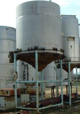 11,500 Litre, Mild Steel, Other Base Tank