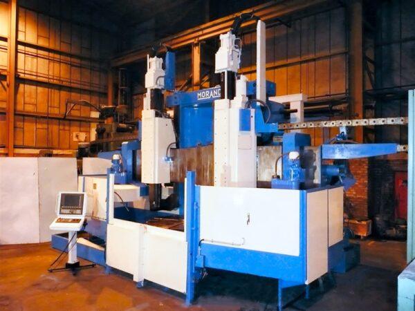 Morando Vln17-400 Cnc Ram Type Vertical Boring Machine